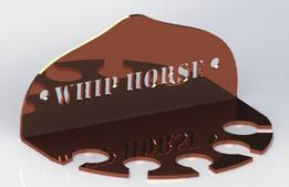 whip horse