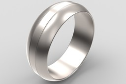 Ti Ring Proto #11
