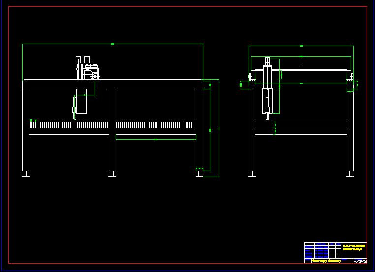 Plasma cutter cnc autocad 3d cad model grabcad for Sessel 3d dwg