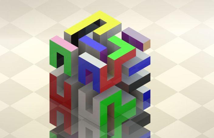 Square Cuboid