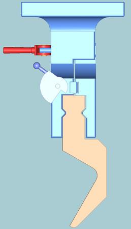 Tool Holder  Werkzeughalter