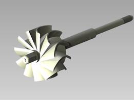 compressor & turbine