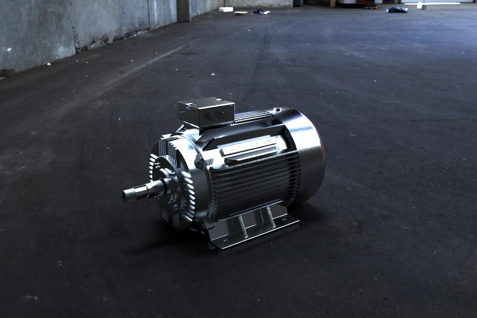 Universal electric motor catia 3d cad model grabcad for Universal electric co motor