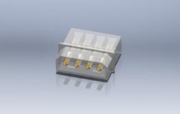 IDE Molex male power connector 4-pin