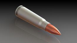 7,62x39 M43 Cartridge