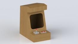 Project #342 Arcade box