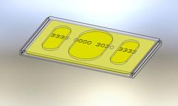 modular badge holder