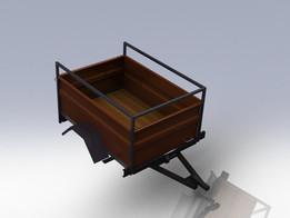 trailer 165 remolque 165