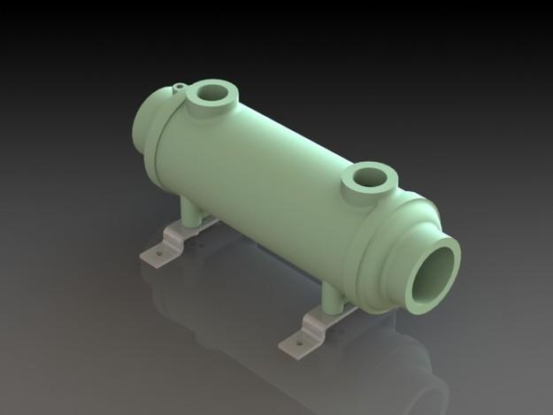 Bowman swimming pool heat exchanger 3706 2 - Bowman heat exchangers for swimming pools ...