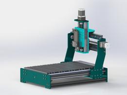 CNC  3 axis