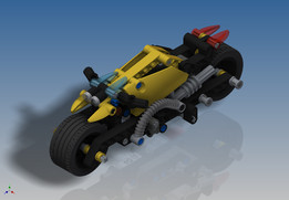 LEGO Technic - Stunt Bike (42058)
