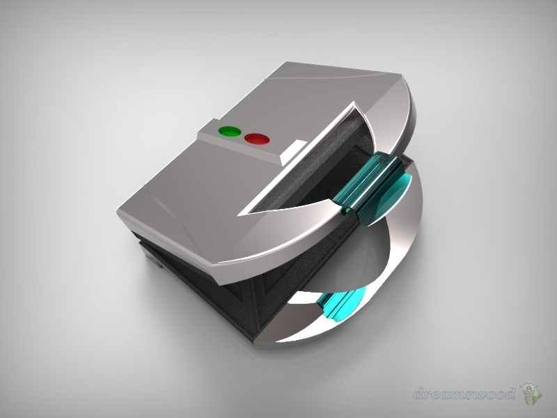 Sandwich toaster | 3D CAD Model Library | GrabCAD