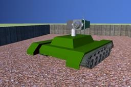 Simple Boxy Tank