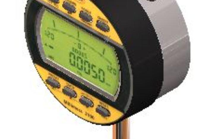 Mahr Digital Indicators : Mahr millimess digital indicator solidworks d