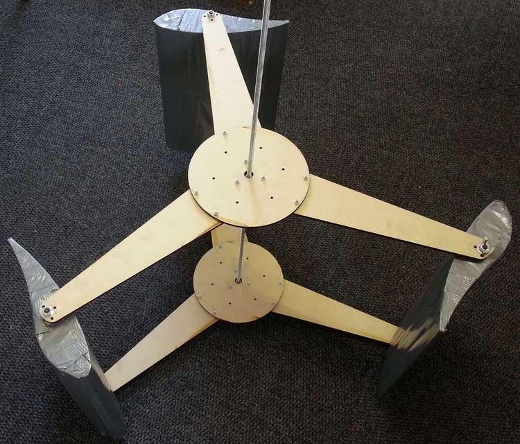 Wind turbine spiral autocadautocad 3d cad model grabcad aloadofball Choice Image