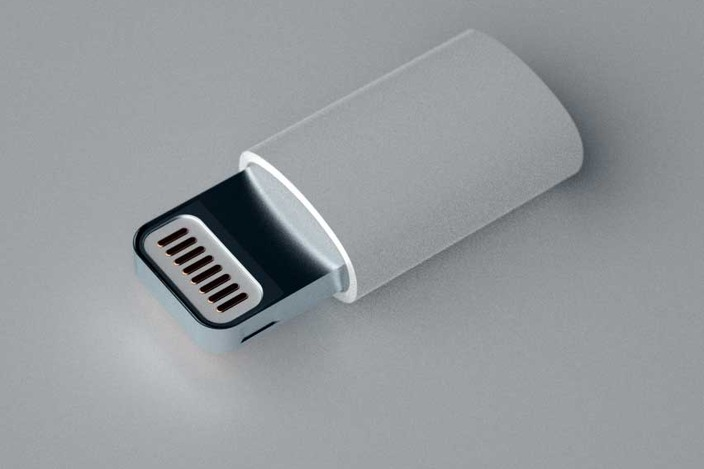 Apple Lighting Connector for the iPhone5