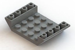 Lego 4 x 6 Hull Section