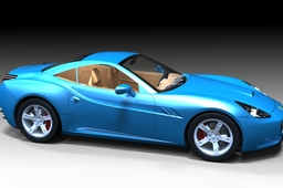 Tutorial Ferrari california