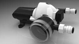 Water Pump - FloJet Triplex