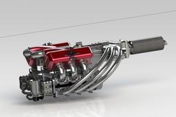 610cc Turbo Compound