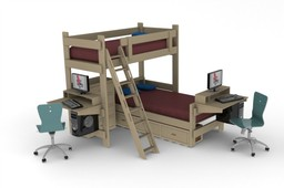 Student Center Loft Bed