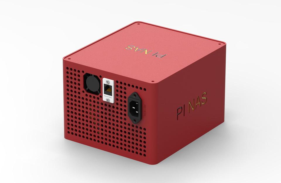 Raspberry Pi 3 Nas Server   3D CAD Model Library   GrabCAD