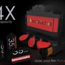 Film Pack Rack - Lomography Challenge