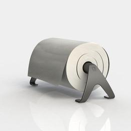 Metal Paper Towel Holder II