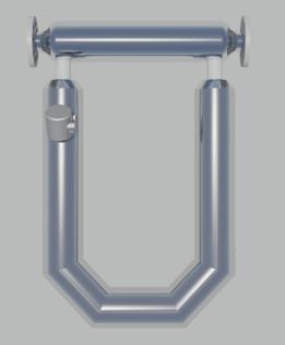 Transmisor Micro Motion CMF300