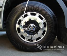 Roda Alumínio 22.5 x 8.25 para Caminhões