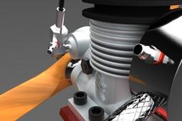 AP R/C Engine