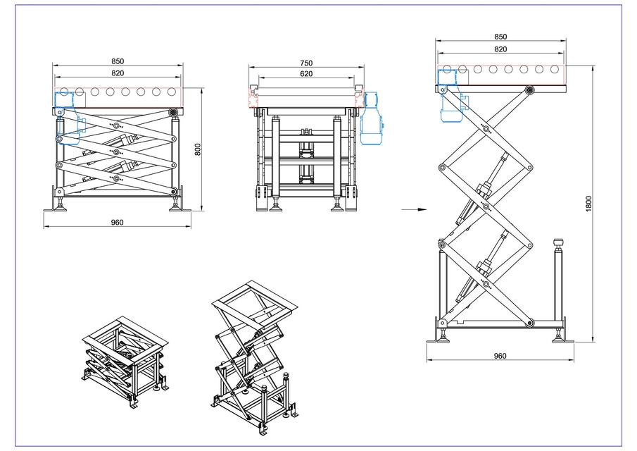 Boom Lift Drawing Related Keywords & Suggestions - Boom Lift Drawing