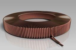 toroidal coil - parameter driven