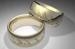 "LOTR the ""one ring"""