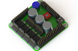 EZ4AXIS Stepper Controller