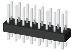 terminal bar 180 degrees, 8x2-way