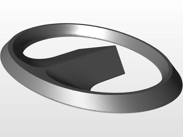 Great Wall Motors Logo 3d Cad Model Library Grabcad