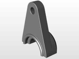 Robo3D Nozzle Adapter