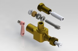 Manual Needle Valve