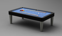 8ft. Pool Table SAT Format