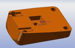Mobius Winkelplatte für ZMR250