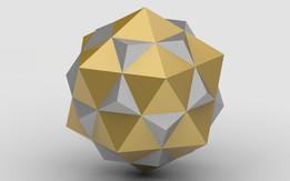 Icosahedron-dodecahedron