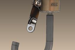 Brake fluid reservoir ; Bremsflüssigkeitsbehälter