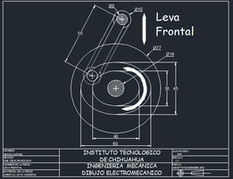 Frontal Cam (AUTOCAD & .DXF)