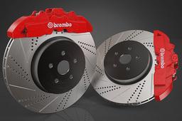 Brake Disc Brembo