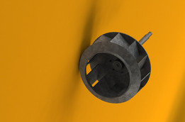 Rotor para Ventilador Centrífugo/Exaustor Sirocco