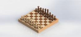 Ajedrez, Chess