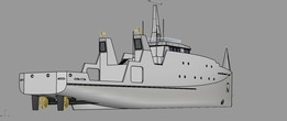66m Offshore Patrol Vessel