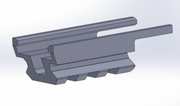 USP Rail Adapter