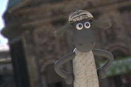 Shaun The Sheep(Doll modeling)